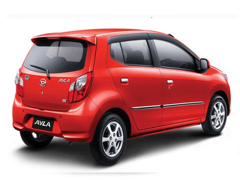 Rental Mobil Ayla Batam