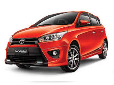 Rental Mobil Yaris Batam