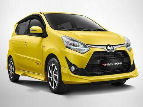 Rental Mobil Agya Batam
